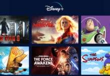 Disney+ successo app