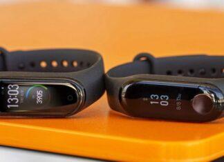 Huami Amazfit Ares e Xiaomi Mi Band 5