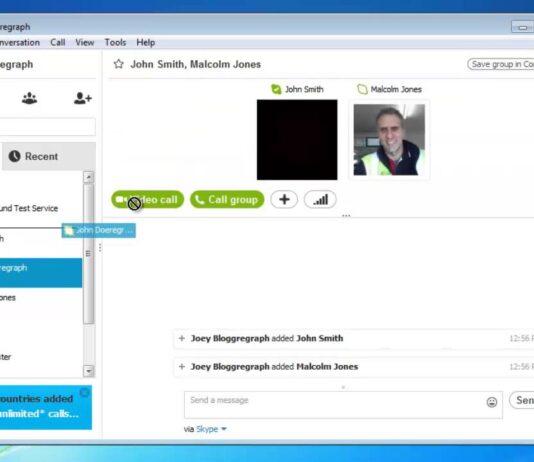 Skype videochiamate senza account