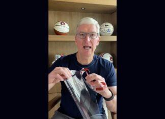 Tim Cook Apple invierà maschere protettive