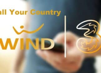 WindTre Call Your Country