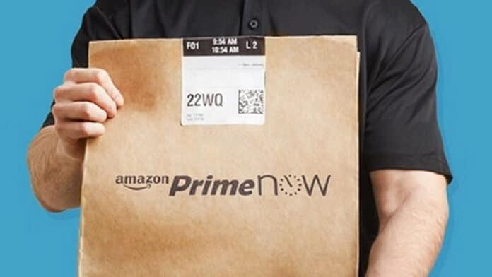 Amazon Prime spesa online