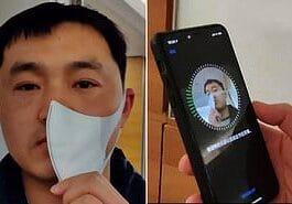 Apple Face ID con mascherina