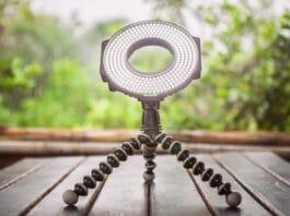 Come usare la ring light