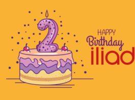 Iliad regalo compleanno