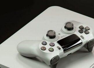 PlayStation 5 bianca non vende da Yasuda