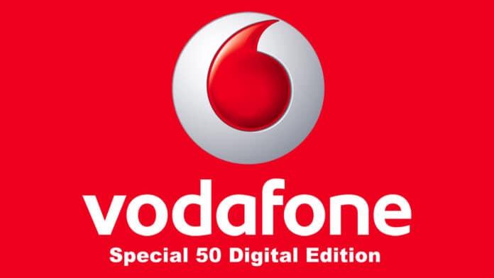 Vodafone Special 50 Digital Edition