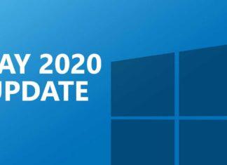 Windows 10 aggiornamento May 2020 Update svelato per errore