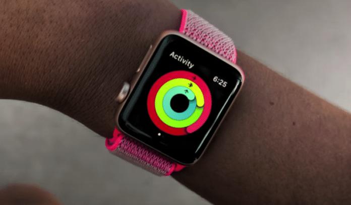 Apple Watch anelli importanti