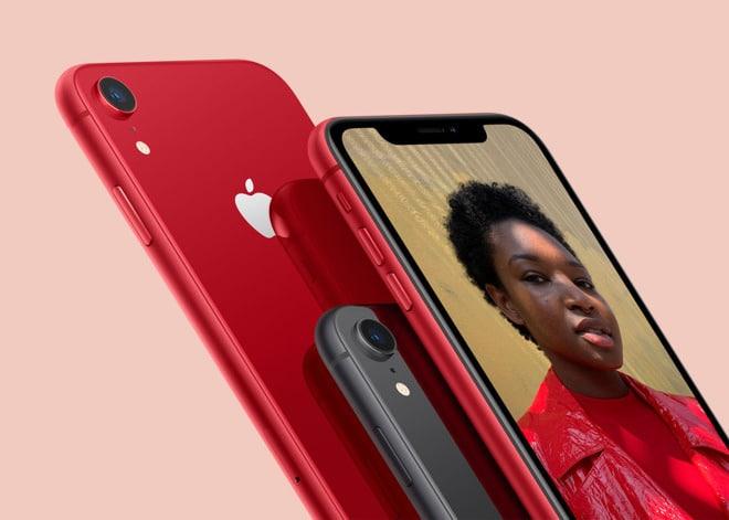 Apple iPhone XR truffa