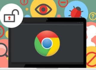 Estensioni Google Chrome spiano