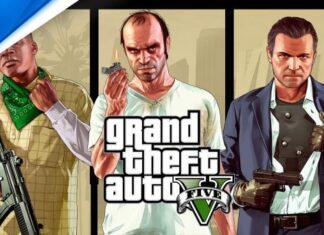 GTA 5 su PlayStation 5