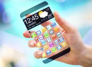 Smartphone del futuro tra 10 anni