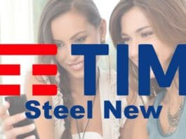 TIM Steel New
