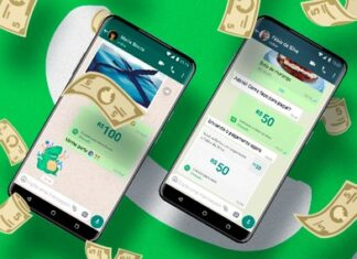 Whatsapp Pay test in Brasile