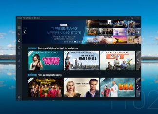 App Amazon Prime Video download Windows 10