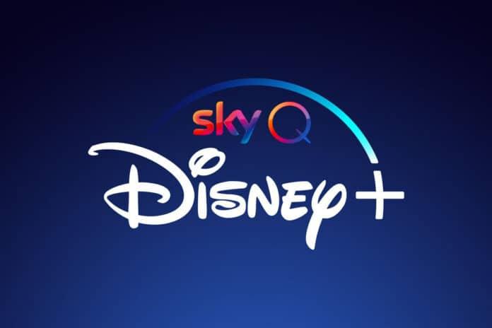 Disney+ arriva su Sky Q