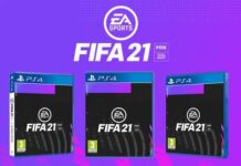 FIFA 21 video gameplay