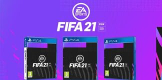 FIFA 21 video gameplay