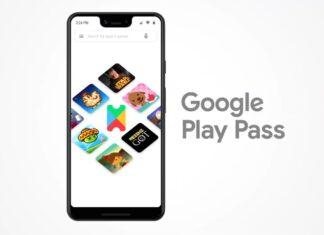 Google Play Pass abbonamento