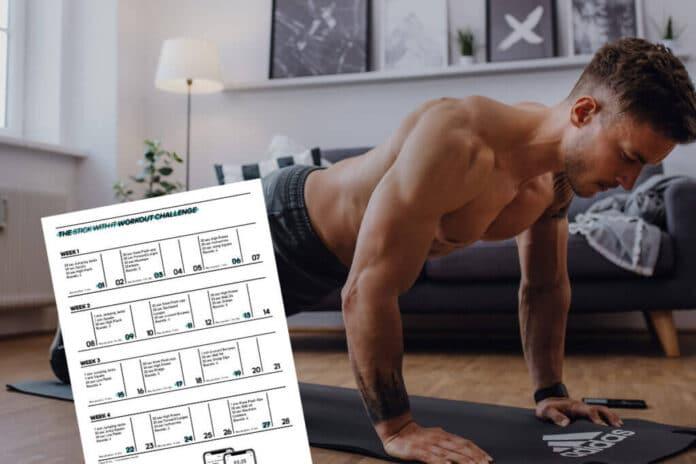 Le migliori app per allenarsi a casa