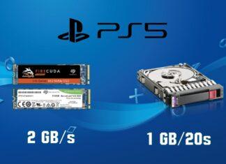 PS5 e Xbox Series X SSD caricamento schermata