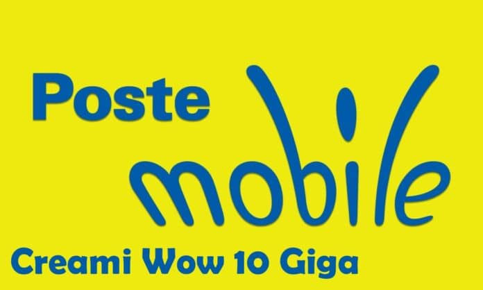 PosteMobile Creami Wow 10 GB