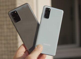 Samsung Galaxy S20 699 euro