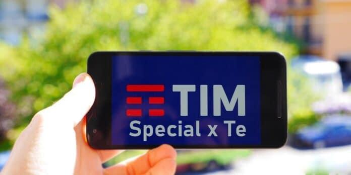 TIM Special x Te