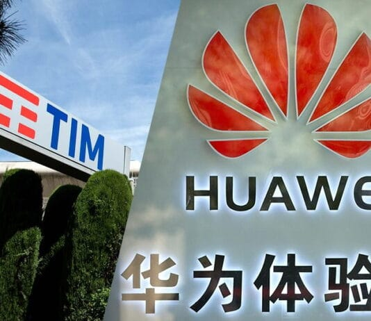 Telecom Italia esclude Huawei gara 5G
