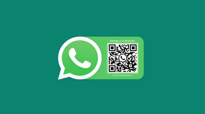 Whatsapp Business QR Code chat aziende