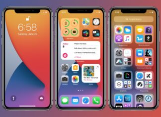 iOS 14 beta Apple