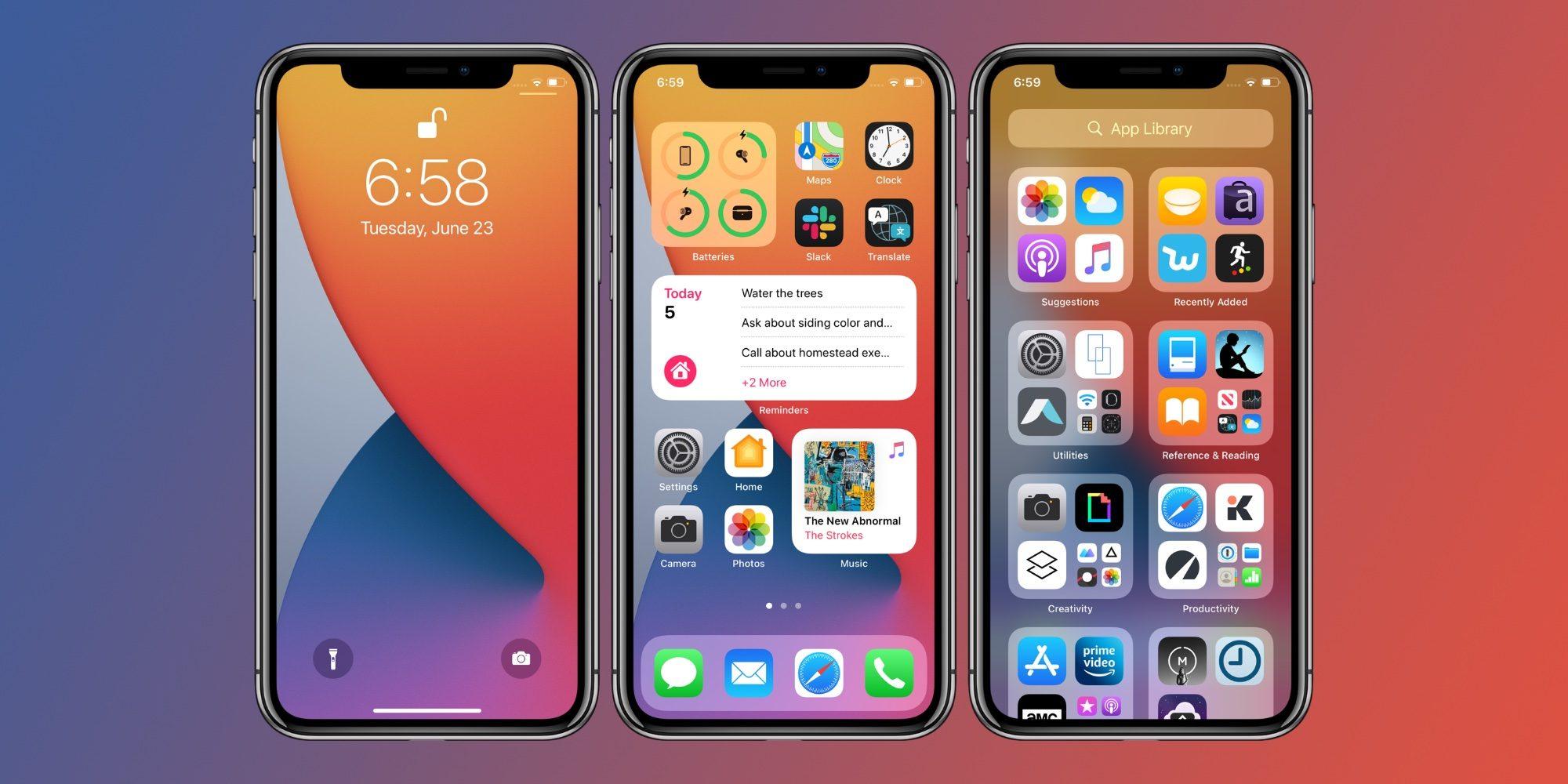 Apple Ios 14 Beta