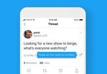 Come nascondere un tweet