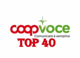 CoopVoce Top 40