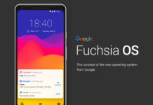 Google Fuchsia sostituisce Android