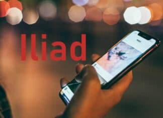 Iliad offerte con smartphone