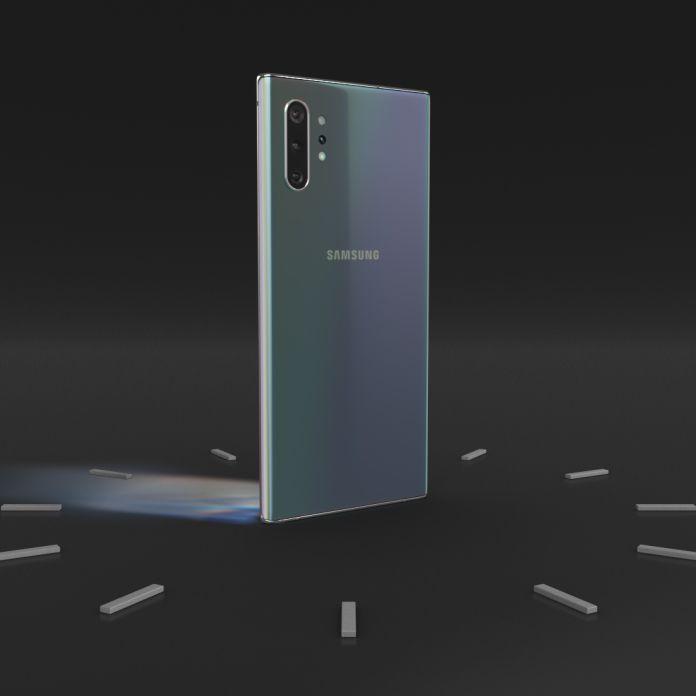 Samsung Galaxy Note 10 fuori produzione