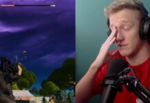 Turner Ellis Tenney Tfue abbandona Fortnite