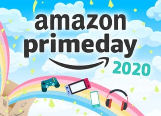 Amazon Prime Day 2020 data