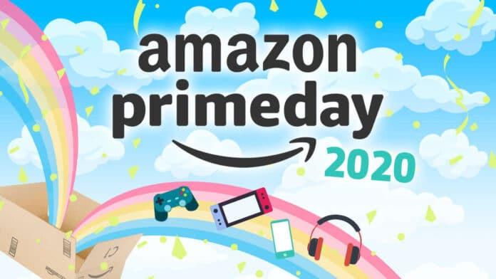 Amazon Prime Day 2020 data