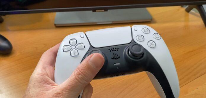 Brevetto DualSense PS5 batteria scarica