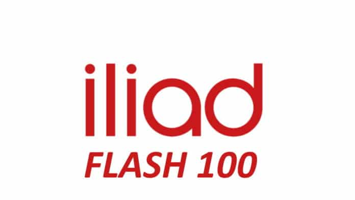 Iliad Flash 100