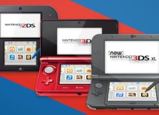 Nintendo 3DS fine produzione