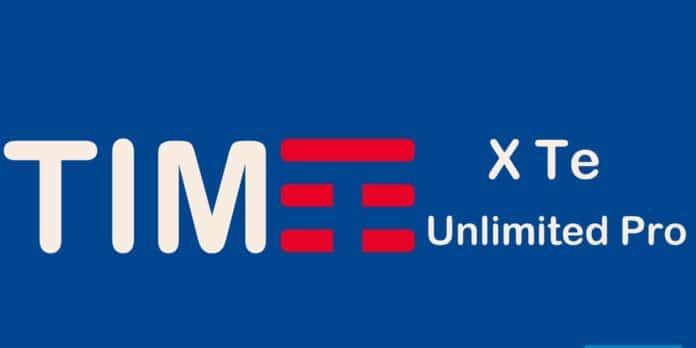 TIM X Te Unlimited Pro