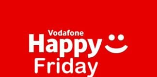 Vodafone Happy Friday