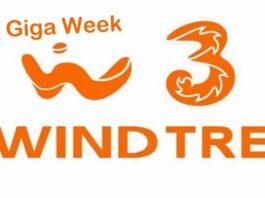 WindTre 100 Giga Week