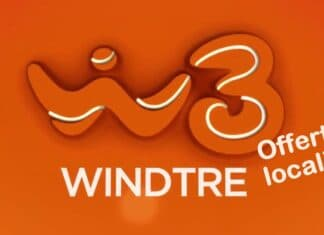 WindTre offerte locali