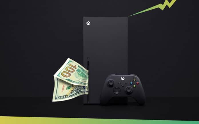 Xbox Series X prezzo Twitter Zero