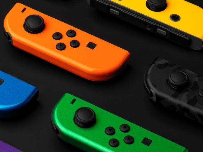 Joy Con Drift Nintendo tribunale Luiz Sanchez